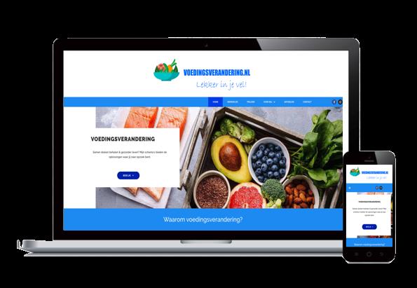 voedingsverandering portfolio