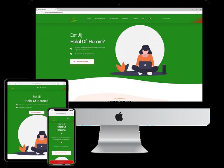 Worldwidehalal.com - website door HOFOZ